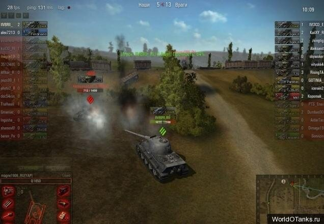 world of tanks, мод, overtargetmarkers